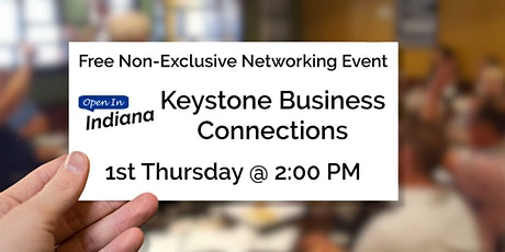 Open In Indiana Keystone Business Connections entradas