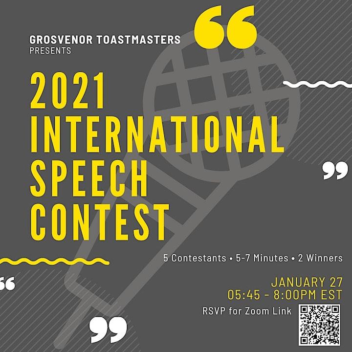 2021 International Speech Contest (gTM mtg #1143) image