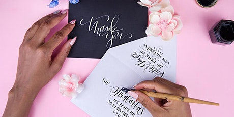 Beginner Modern Calligraphy WebJam 1 + 2 tickets