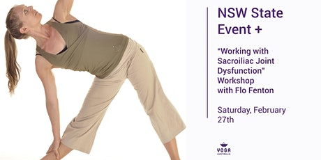 "NSW State Meeting + ""Working with Sacroiliac Joint Dysfunction"" Workshop tickets"