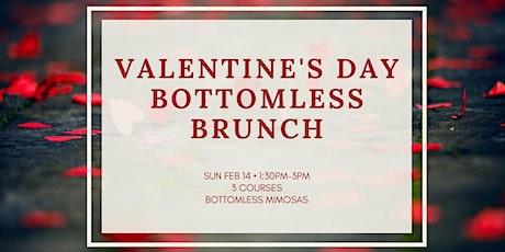 Valentine's Day Bottomless Brunch tickets