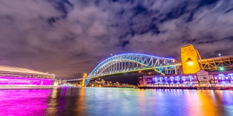 Sydney After Sunset – Photography By Night tickets