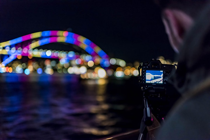 Sydney After Sunset – Photography By Night image