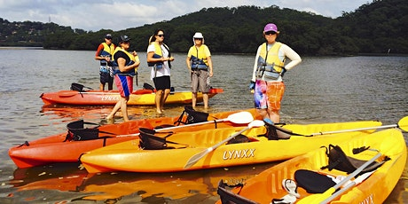 Guided Kayaking on the Hacking tickets