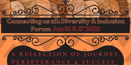 Connecting Us All: Diversity & Inclusion Forum 2021 tickets