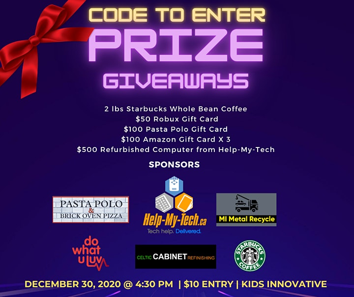 Holiday Coding Event image