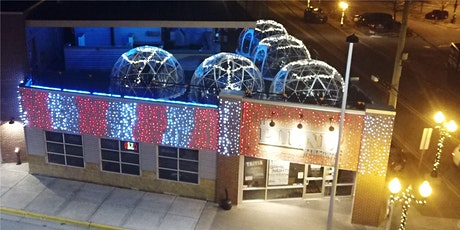 Roof Top Igloos @ The Pound! tickets