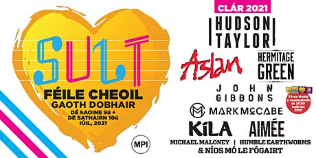 Sult Music Festival 2021 - Sult Feile Cheoil 2021 tickets