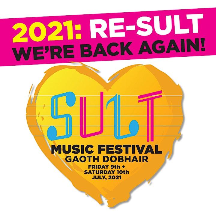 Sult Music Festival 2022 - Sult Feile Cheoil 2022 image