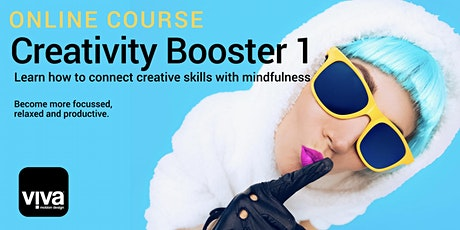 Online Course: Creativity Booster 1 tickets