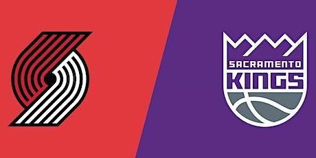 LIVE@!!..@Kings v Trail Blazers LIVE ON 16 DEC 2020 tickets