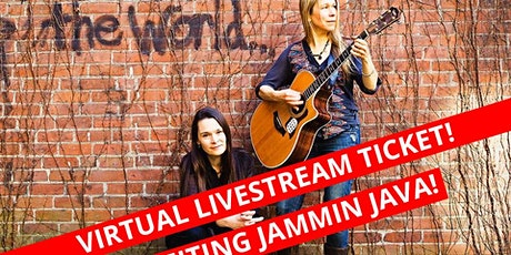 Livestream - The Nields Benefiting Jammin Java tickets