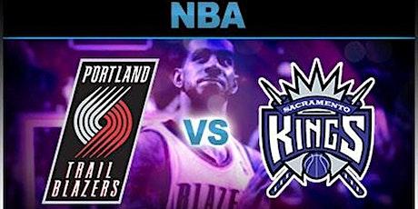 StrEams@!.Kings v Trail Blazers LIVE ON 16 DEC 2020 tickets