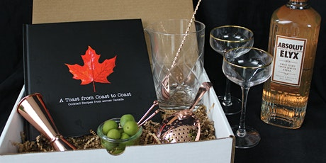 The Ultimate Vodka Martini at Home Kit tickets