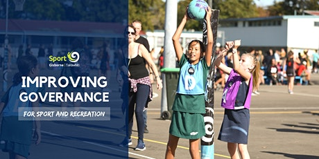 Improving Governance for Sport and Recreation tickets