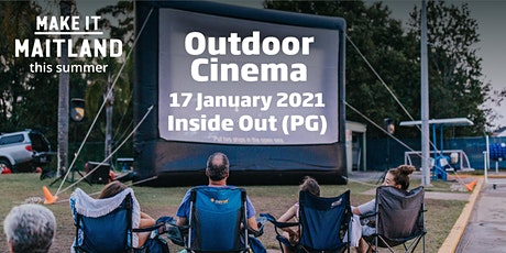 Outdoor Cinema - Gillieston Heights tickets
