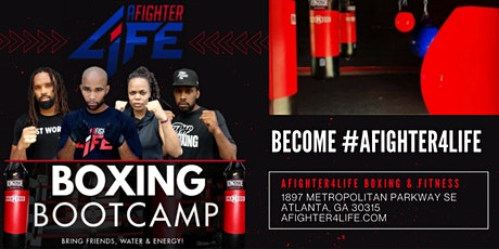 AFighter4Life Boxing Boot Camp tickets