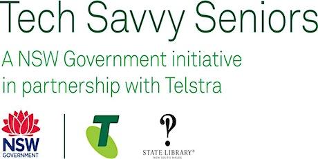 Tech Savvy Seniors tickets