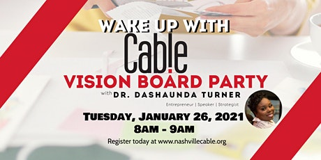 Wake Up with CABLE: Vision Party tickets