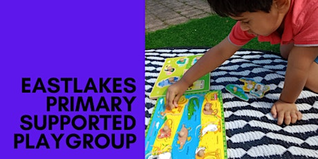 Eastlakes Supported Playgroup (0-5 years) tickets