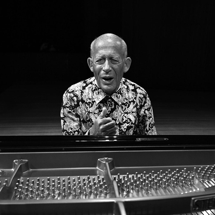 The  Salon Series by The Langham with David Helfgott image