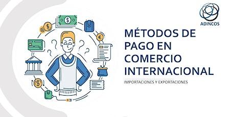 Métodos de Pago en Comercio Internacional (Importación/Exportación) entradas
