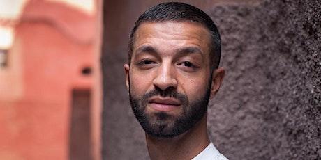 """Tofik Dibi, author """"Djinn"""" with Nick Barr and Anu Taranath tickets"""