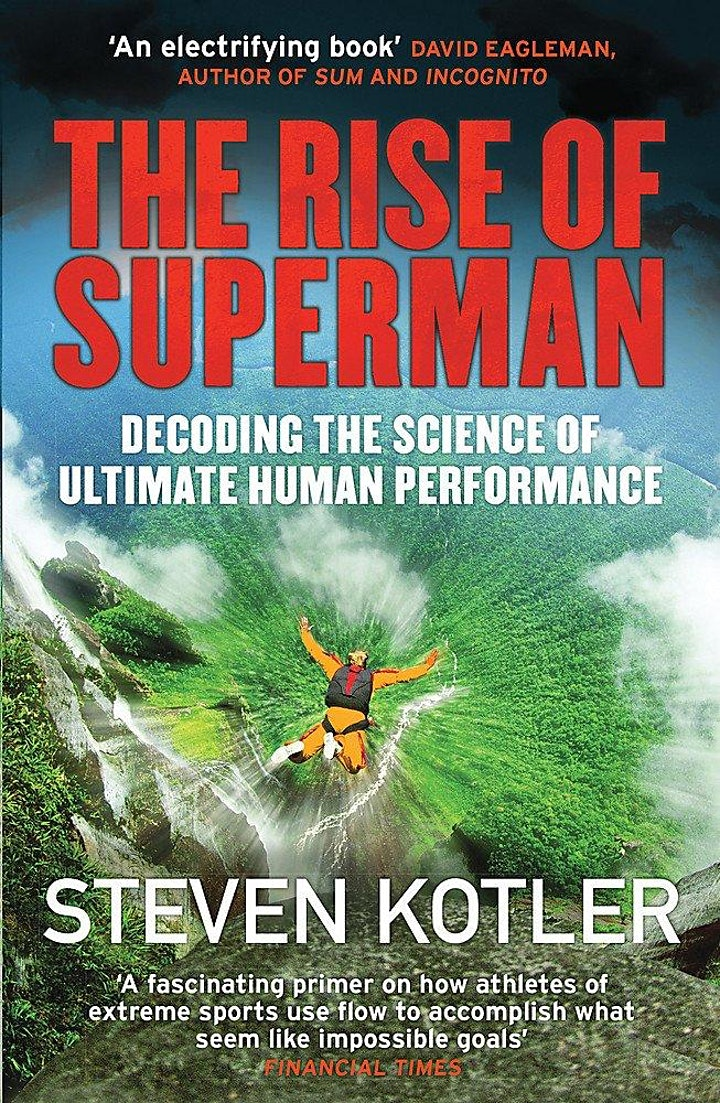 Book Review & Discussion : Rise Of Superman image