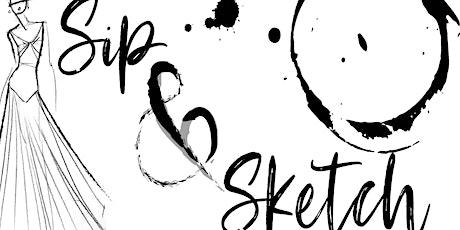 [Virtual] Sip & Sketch tickets