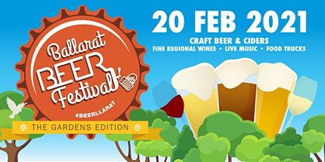 Ballarat Beer Festival 2021 tickets