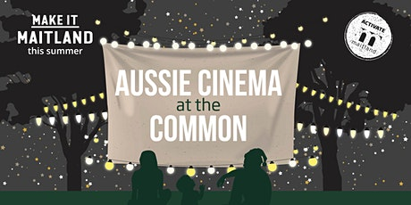 Aussie Cinema at The Common tickets