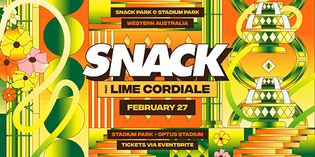 SNACK ft. Lime Cordiale tickets