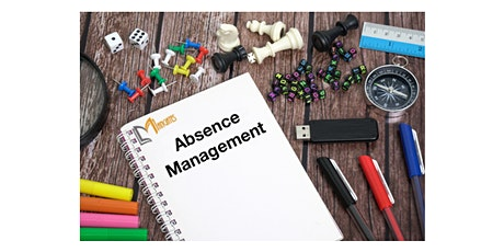 Absence Management 1 Day Virtual Live Training in Derby tickets