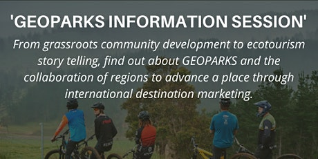 Geopark WA Information Session tickets