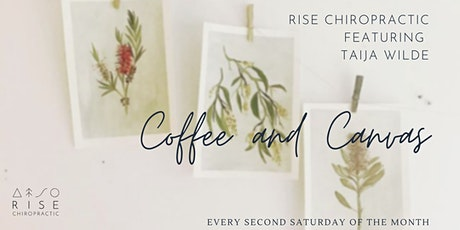 Coffee and Canvas tickets