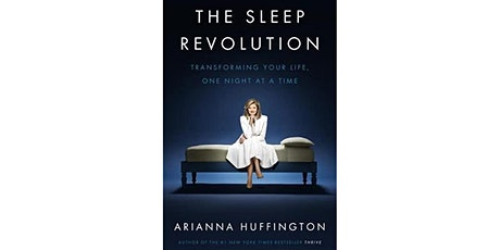 Book Review & Discussion : The Sleep Revolution tickets