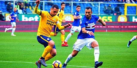 LIVE@!.Verona - Sampdoria in. Dirett 16 Dicembre 2020 biglietti