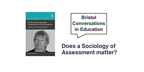Book Launch - Does a Sociology of Assessment matter? tickets