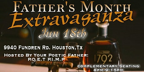 Father's Month Extravaganza tickets