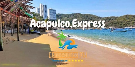 Acapulco Express boletos