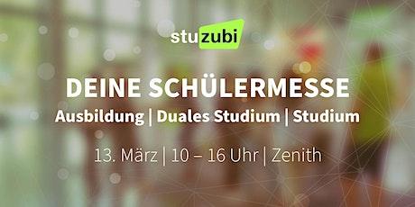 Stuzubi München - Karrieremesse zur Berufsorientierung Tickets