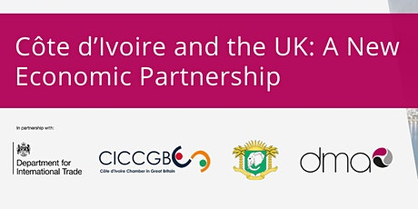 Côte d'Ivoire  and the UK: A New Economic Partnership tickets