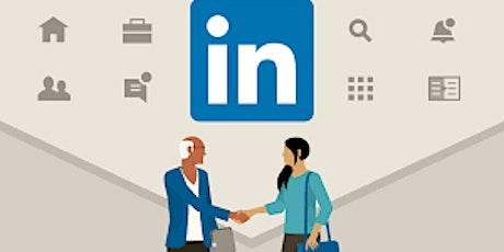 Promote Yourself on LinkedIn - LinkedIn for Job Search (Intermediate) tickets