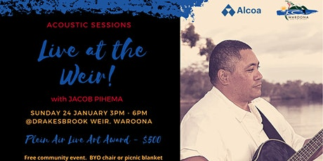 Acoustic Sessions - Live at the Weir!! tickets