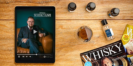 Whisky Live At Home 2020 tickets