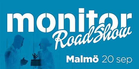 Monitor Roadshow Södra Sverige – Malmö biljetter