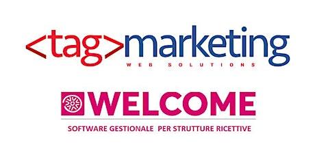 Corso Avanzato Passepartout Welcome biglietti