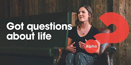 The Alpha Course tickets
