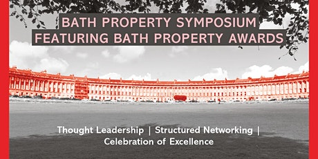 Bath Property Symposium and Awards tickets
