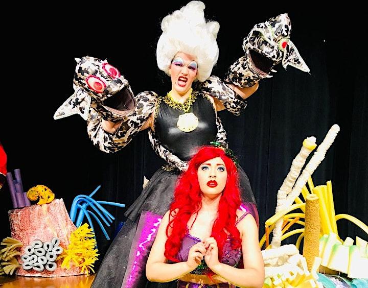 """Imagem do evento DESCONTO: """"A Pequena Sereia, O Musical"""" no Teatro BTC"""